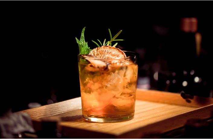 The Umbrella Project London Cocktails Bar
