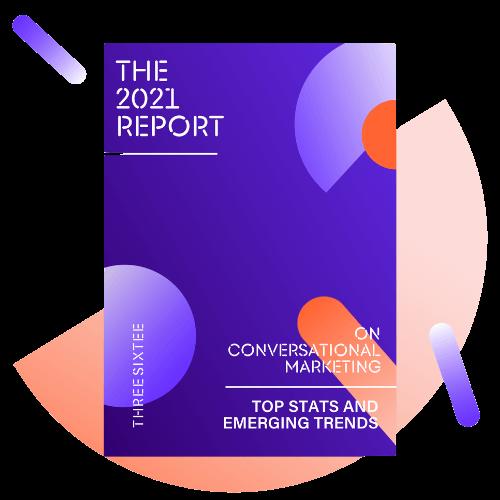 conversational marketing 2021 report - eBook Thumbnail