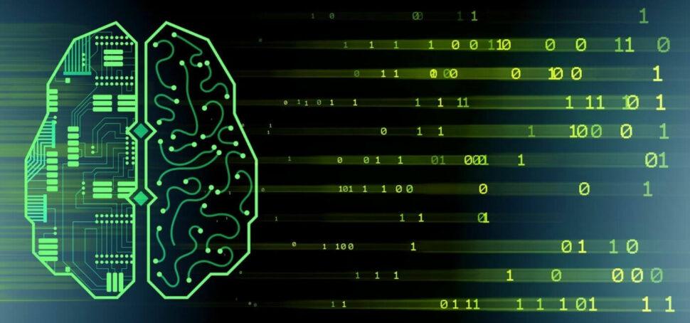 Cognitive computing concept image